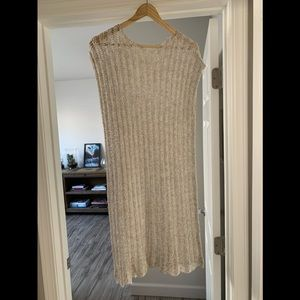 Dresses & Skirts - Midi length open knit cover up